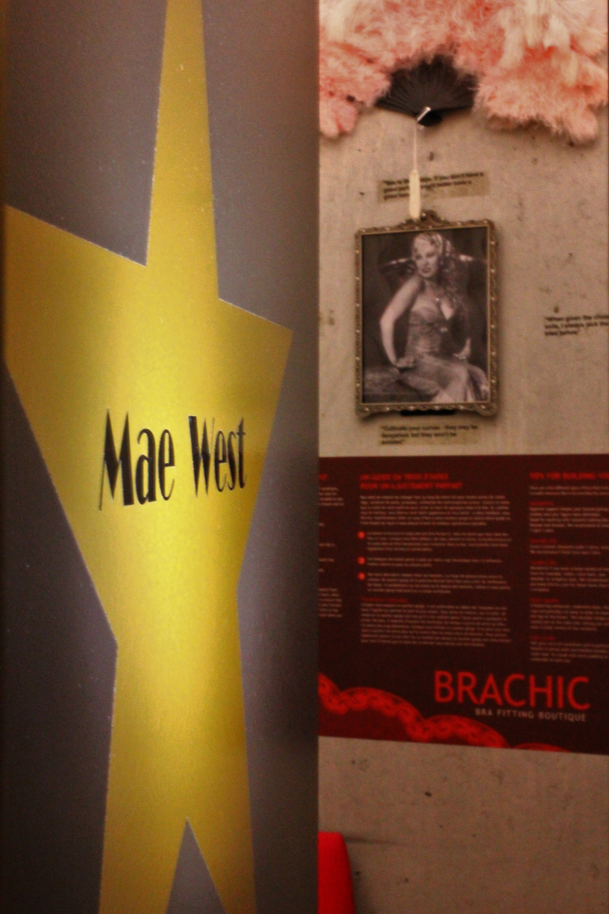 Changeroom of Brachic