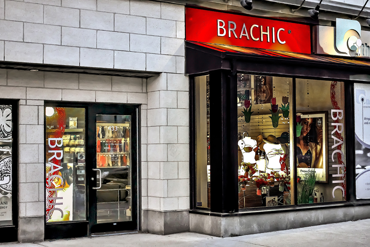 Outside image of Brachic