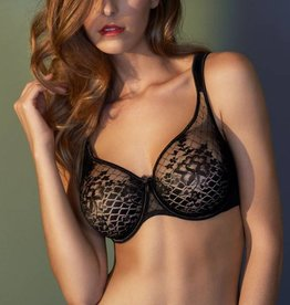Melody Full Cup Lace Balcony Bra