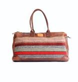 Wills Leather Goods - Oaxacan Duffle Bag