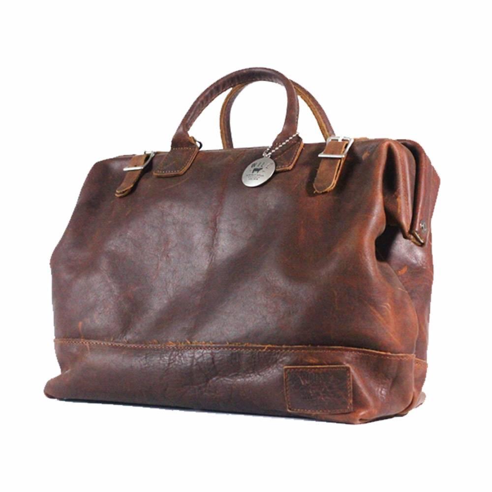 Wills Leather Goods Mason Bag