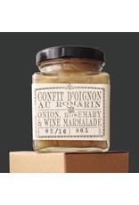 Bals provisions Confit d'oignon au romarin