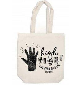 MC Marquis High Five Tote Bag