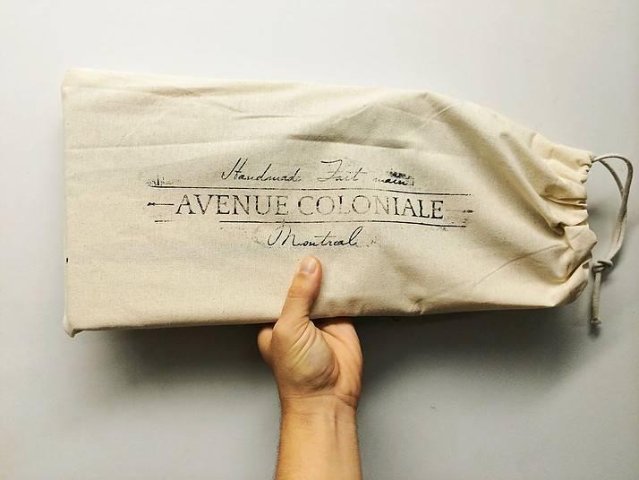 Avenue Coloniale Planche Ardoise - érable