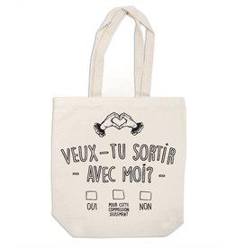 MC Marquis Veux-Tu Tote