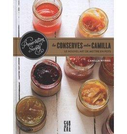 Les Conserves de Camilla Livre