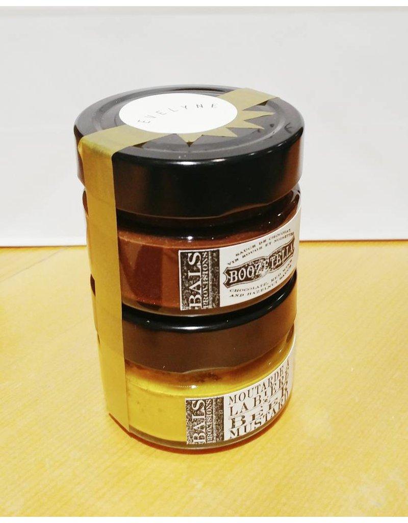 Bals provisions Duo Moutarde/Boozetella