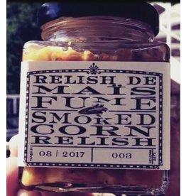Bals provisions Relish mais fumé