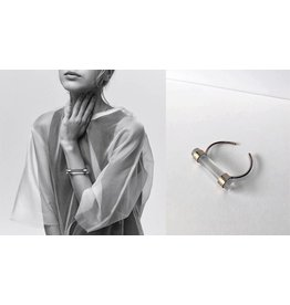 LLY Atelier Cloud Bracelet - Bronze and  Acrylic