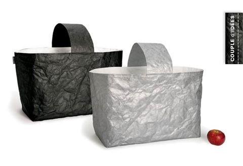 Couple d'idees Couple d'Ideés Cabas Bag - Black