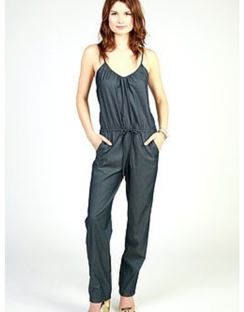 Cameo Jumpsuit Chambray