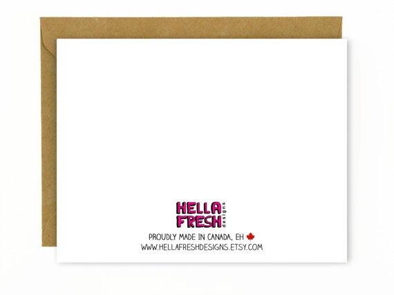 Hellafresh designs From the Belly Carte - Boy