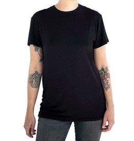 Ménage à Deux T-shirt Manches Courtes - Noir