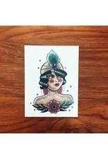 Les tatoués Temporary Tattoo Tattooed Lady