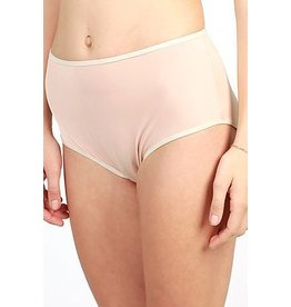 Cameo High Waisted Brief - Nude