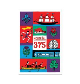 Paperole Montreal Postcard Box Set