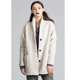 Allison Wonderland Delirious coat Crème