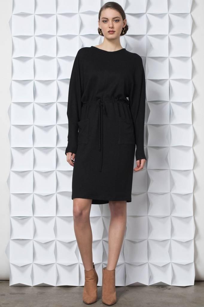 Jennifer Glasgow Robe Polaris - Noir