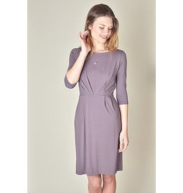 Cameo Jem Dress - Mauve