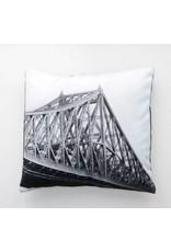 Fotofibre Jacques Cartier Bridge Cushion