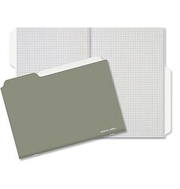 Couple d'idees Serie Projet: Cahier Warm Grey