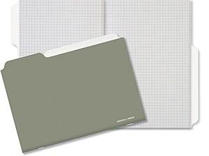 Couple d'idees Couple d'Ideés Project Series: Warm Grey Notebook