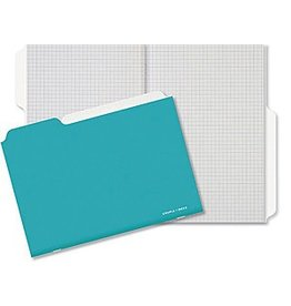 Couple d'idees Project Series: Aqua Notebook