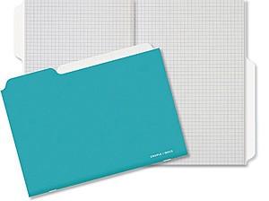 Couple d'idees Couple d'Ideés Project Series: Aqua Notebook