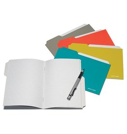 Couple d'idees Project Series - 4 Notebooks