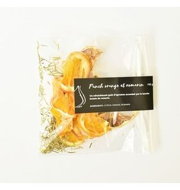 Chez Figue Orange and Rosemary Punch Mix