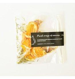 Chez Figue Punch orange-romarin