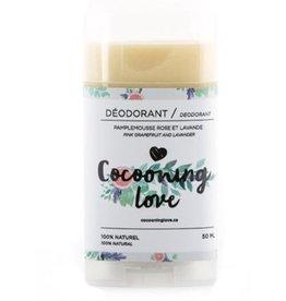 Cocooning love Déodorant Naturel - Pamplemousse et Lavande