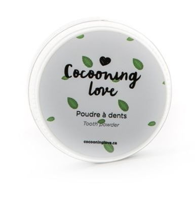 Cocooning love Poudre a Dents