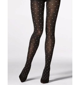 Mondor Opaque Polka Dots Tights