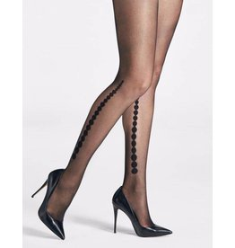 Mondor Gradient dot Motif Tights