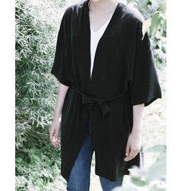 Noemiah Kimono Olivia - Noir