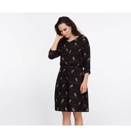 Cherry Bobin Estelle Dress - Owls