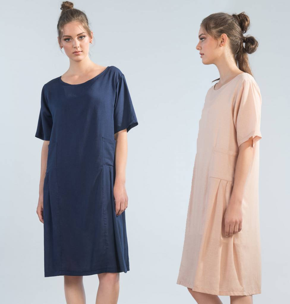 Jennifer Glasgow Schooner Dress