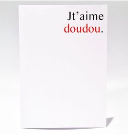 Masimto Greeting Card Créole