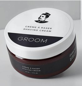 Groom Shaving Cream