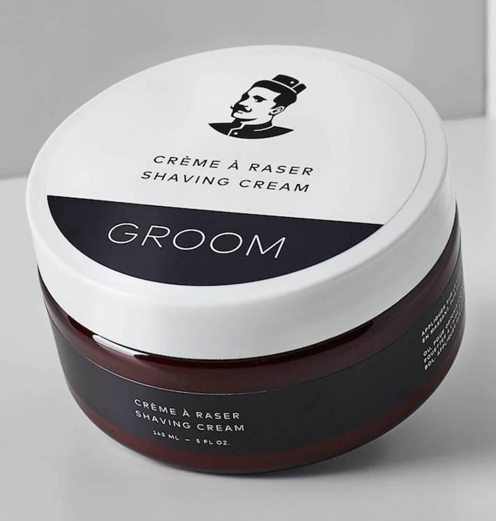 Groom Groom Crème à Raser