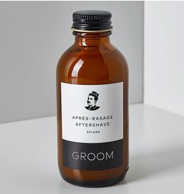 Groom After Shave Splash - 100 ml