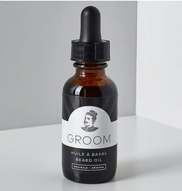 Groom Original Beard Oil - 30ml