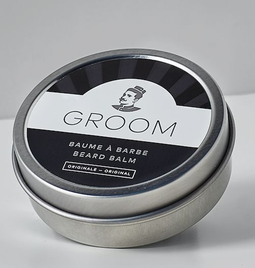 Groom Baume a Barbe