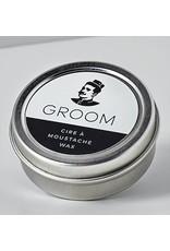 Groom Moustache Wax - 15 ml
