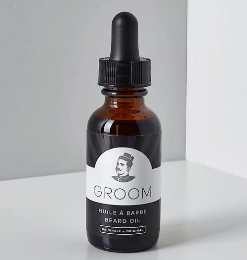 Groom Huile a Barbe Original - 60ml
