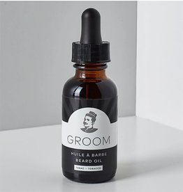 Groom Huile a Barbe -Tabac 30ml