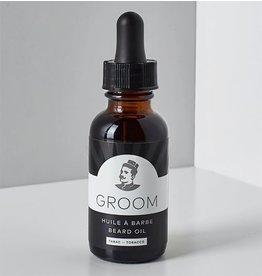 Groom Tobacco Beard Oil - 30ml