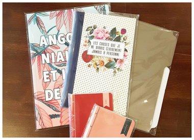 Cahiers de notes