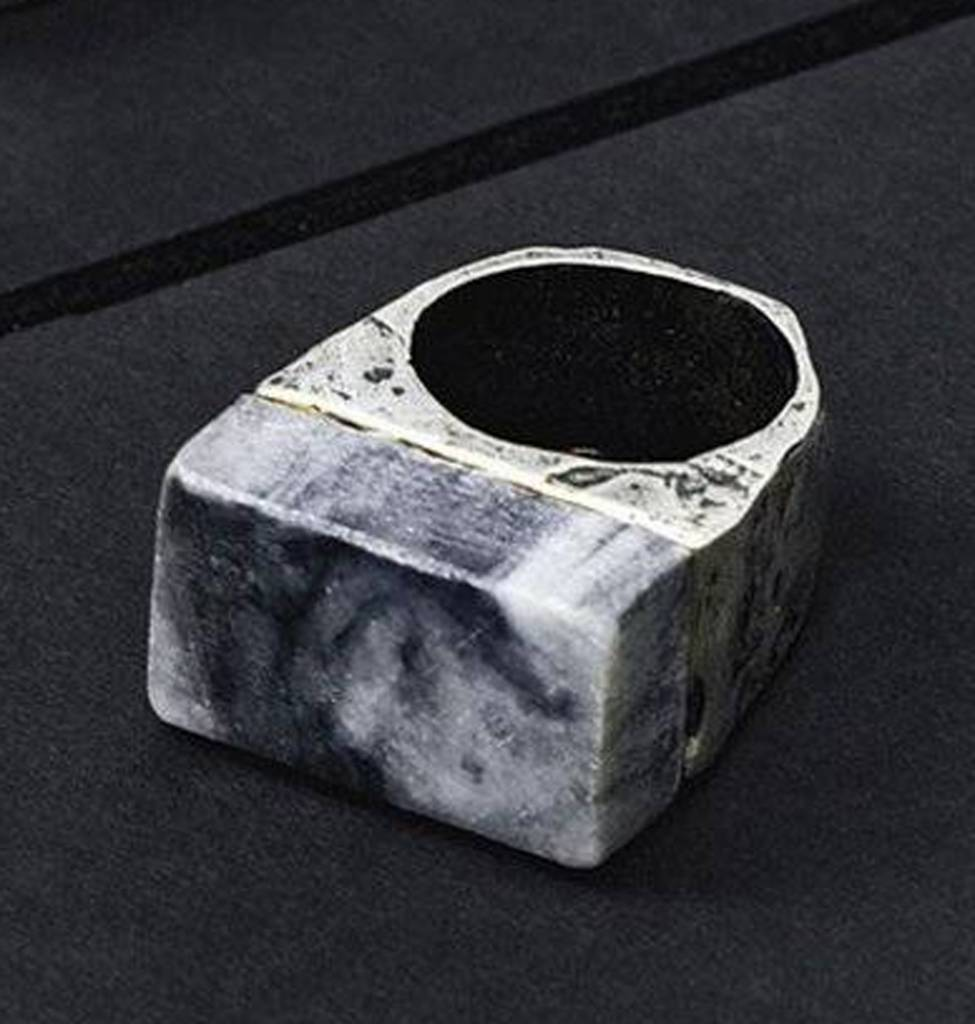 LLY Atelier Marble Ring